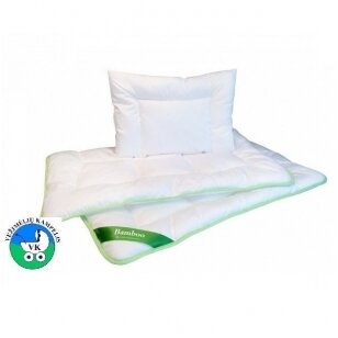 Одеяло и подушка BAMBOO 100x135 cm