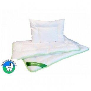 Одеяло и подушка BAMBOO 90x120 cm