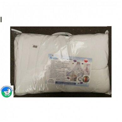Одеяло и подушка ANKRAS 100x135 cm 2
