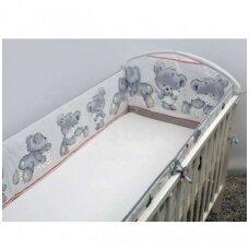Apsaugėlė lovytei- Ankras MIKA 360 cm