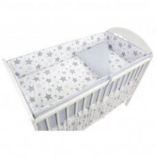 Apsaugėlė lovytei- Ankras NEW STARS 360 cm