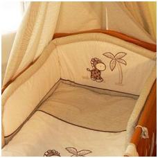 Apsaugėlė lovytei ZYRAFKA-360