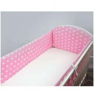 Защитные бортики на кроватку Ankras KROPKI 360 cm