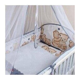 Защитные бортики на кроватку Ankras PRZYJACIELE 360 cm