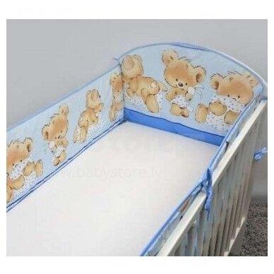 Защитные бортики на кроватку Ankras MIKA 360 cm