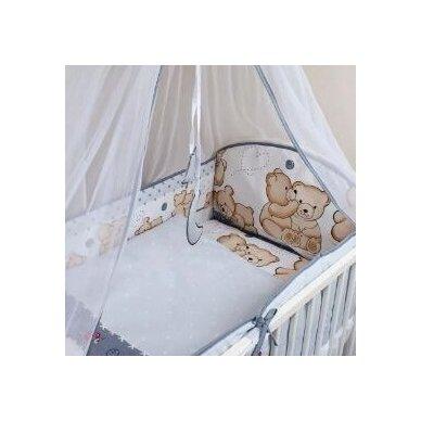 Apsaugėlė lovytei- Ankras PRZYJACIELE 360 cm