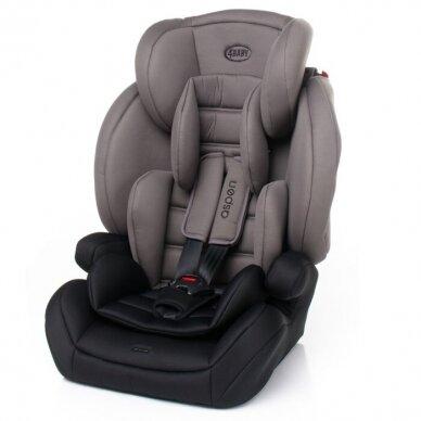 Automobilinė kėdutė 4Baby ASPEN 9-36 Grey