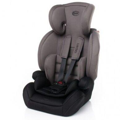 Automobilinė kėdutė 4Baby ASPEN 9-36 Grey 2