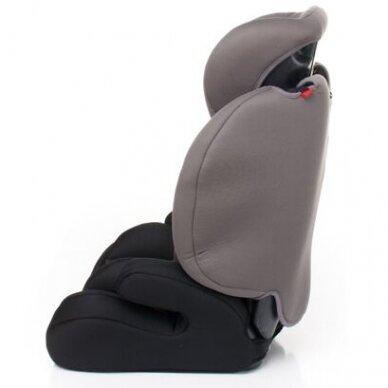 Automobilinė kėdutė 4Baby ASPEN 9-36 Grey 3