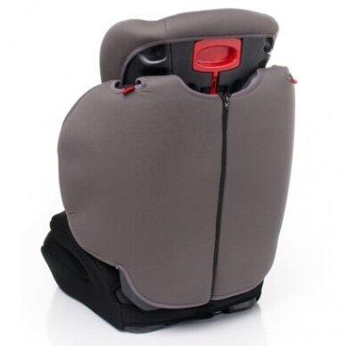 Automobilinė kėdutė 4Baby ASPEN 9-36 Grey 4