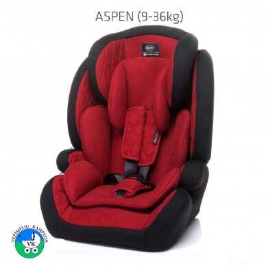 Automobilinė kėdutė 4Baby ASPEN 9-36 Red