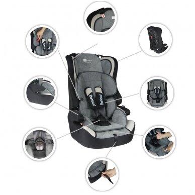Automobilinė kėdutė Beticco EQUINOX 2