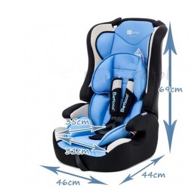 Automobilinė kėdutė Beticco EQUINOX 4