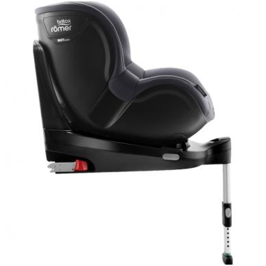 Automobilinė kėdutė BRITAX DUALFIX M i-SIZE Black Ash ZS SB 2