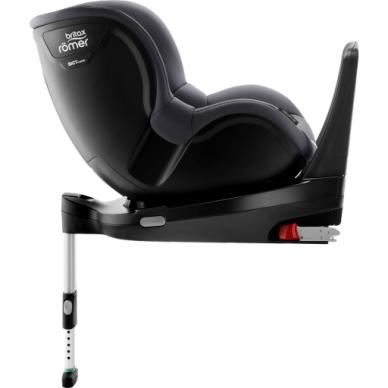 Automobilinė kėdutė BRITAX DUALFIX M i-SIZE Grey Marble ZS SB 3