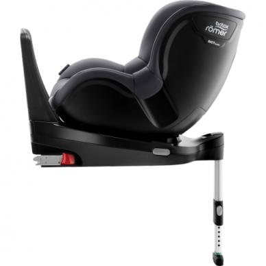 Automobilinė kėdutė BRITAX DUALFIX M i-SIZE Grey Marble ZS SB 4