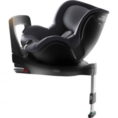 Automobilinė kėdutė BRITAX DUALFIX M i-SIZE Grey Marble ZS SB 5