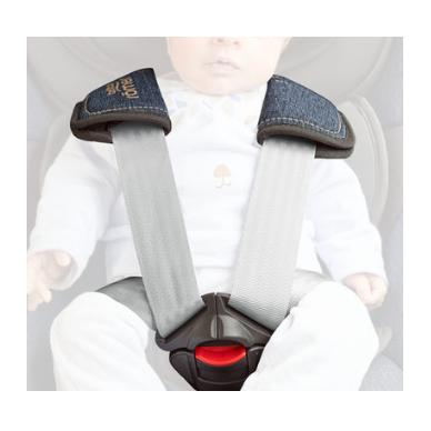 Automobilinė kėdutė BRITAX DUALFIX M i-SIZE Grey Marble ZS SB 7