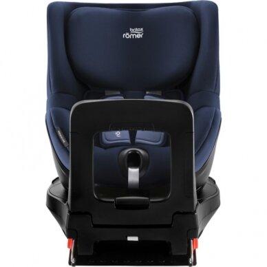 Automobilinė kėdutė BRITAX DUALFIX M i-SIZE Moonlight Blue ZS SB 2
