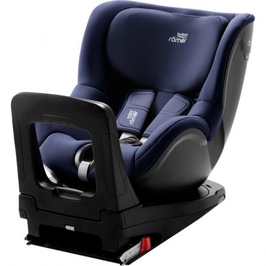 Автомобильное кресло BRITAX DUALFIX M i-SIZE Moonlight Blue ZS SB