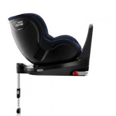 Automobilinė kėdutė BRITAX DUALFIX M i-SIZE Moonlight Blue ZS SB 3