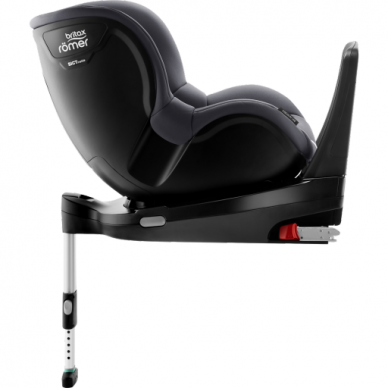 Automobilinė kėdutė BRITAX DUALFIX M i-SIZE Blue Marble ZS SB 2