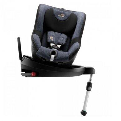 Automobilinė kėdutė BRITAX DUALFIX² R Blue Marble 2