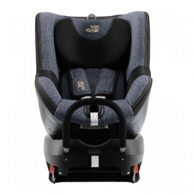 Automobilinė kėdutė BRITAX DUALFIX² R Blue Marble 3