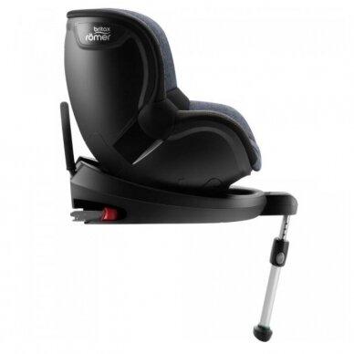 Automobilinė kėdutė BRITAX DUALFIX² R Blue Marble 4
