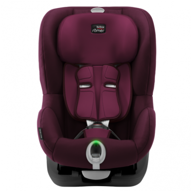 Автомобильное кресло BRITAX  KING II LS BLACK SERIES Burgundy Red ZR SB 2