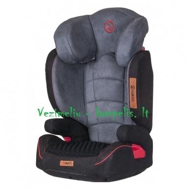 Automobilinė kėdutė Coletto  AVANTI ISOFIX 15-36 KG. 6