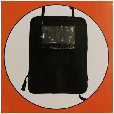 Automobilio sėdynės apsauga-kišenė  MiniDriver 2