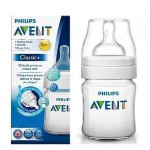 AVENT бутылочка Classic+ 125ml, SCF560/17