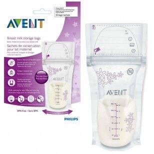 Avent Пакеты для хранения грудного молока 180ml SCF603/25