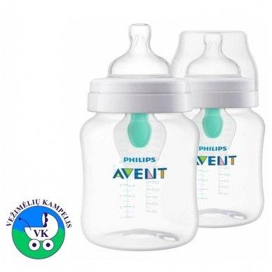 AVENT buteliukas 125 ml Anticolic