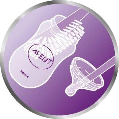 Avent buteliukas stiklinis Natural 240 ml SCF673/17 7