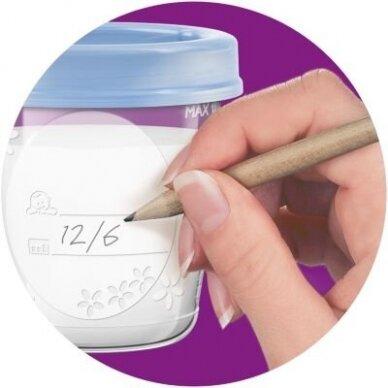Avent Контейнер для хранения грудного молока SCF619/05 4