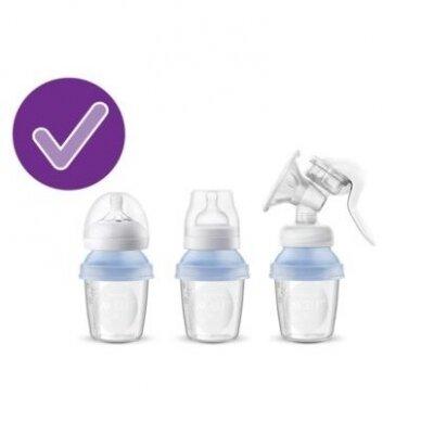 Avent Контейнер для хранения грудного молока SCF619/05 6