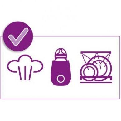 Avent Контейнер для хранения грудного молока SCF619/05 8