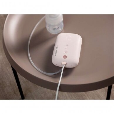 AVENT pientraukis Natural elektrinis SCF-395/11 4