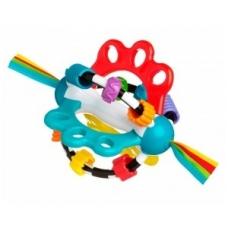 Barškutis PlayGro-Kamuoliukas