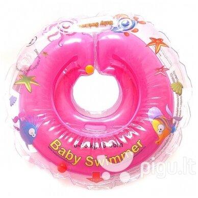 Maudymosi -plaukimo ratas Baby Swimmer 7