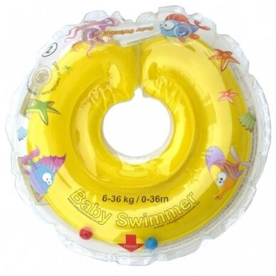 Maudymosi -plaukimo ratas Baby Swimmer 5