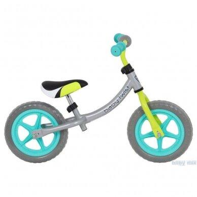 Balansinis dviratukas BabyMix UR-WB-08 Mix 2