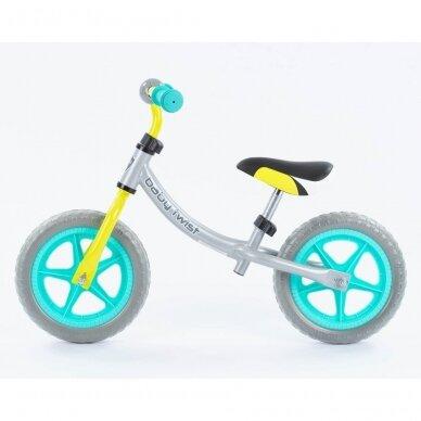 Balansinis dviratukas BabyMix UR-WB-08 Mix 3