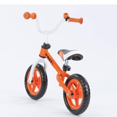 Balansinis dviratukas BabyMix UR-WB-10 Orange 3