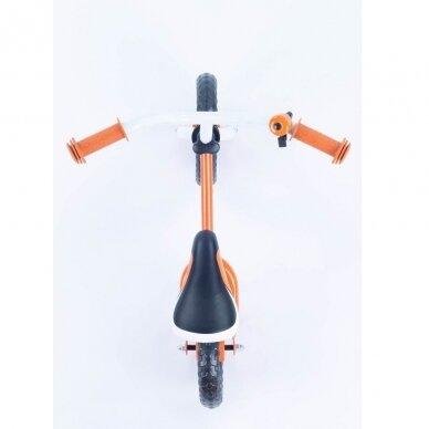 Balansinis dviratukas BabyMix UR-WB-10 Orange 4