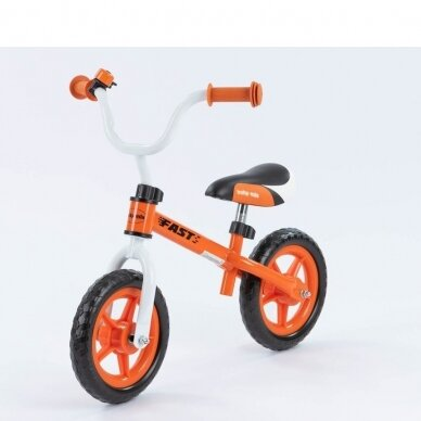 Balansinis dviratukas BabyMix UR-WB-10 Orange 5