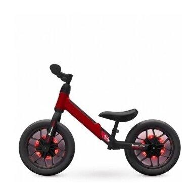 Balansinis dviratukas  SUN BABY SPARK šviečiančiais ratais