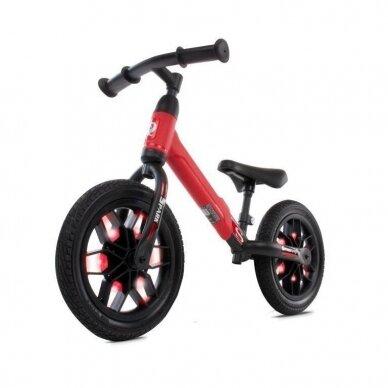 Balansinis dviratukas  SUN BABY SPARK šviečiančiais ratais 2